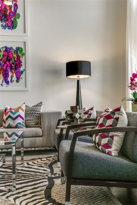 Vibrant Townhouse A Grown Up Playful Space Pulp Design