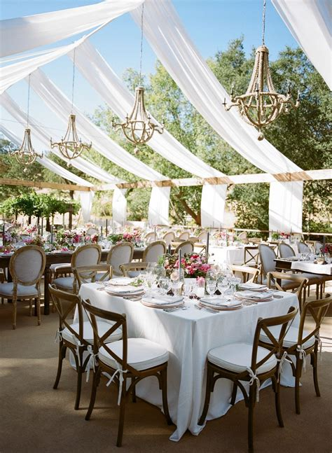 Romantic Berry Pink Sonoma Wedding Wedding Ideas