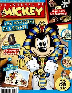 Le Journal De Mickey Abonnement : le journal de mickey n 3352 abonnement le journal de mickey abonnement magazine par ~ Maxctalentgroup.com Avis de Voitures
