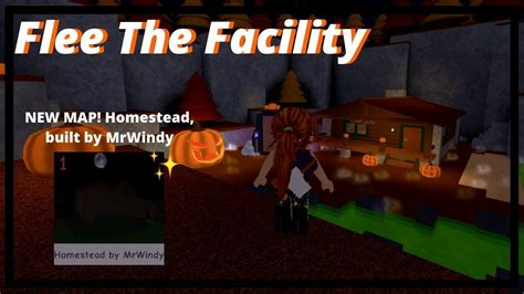 Flee the facility christmas update will be out in a few hours pic.twitter.com/rbbitwzuk3. New Map Flee The Facility Roblox