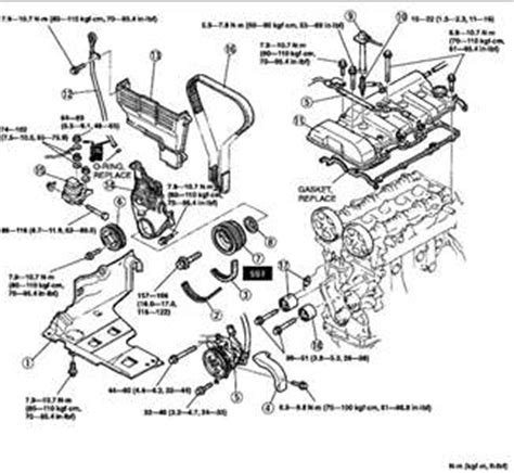 91 Mazda Protege Engine Diagram by Mazda Engine Diagram Getting Started Of Wiring Diagram