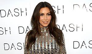 Kim Kardashian Exposes Underwear in Chain Mail Crop Top ...
