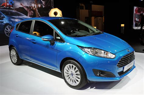 2013 Ford Fiesta Gets Facelifted, Ecoboosted