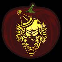 Clown Pumpkin Stencils Free by Sinister Clown Co Stoneykins Pumpkin Carving Patterns