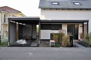 Carport Am Haus : imagini pentru carport am haus garage pinterest haus ~ Lizthompson.info Haus und Dekorationen