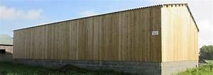 Batiment Moins Cher Hangar : plan hangar bois monopente bw33 jornalagora ~ Premium-room.com Idées de Décoration