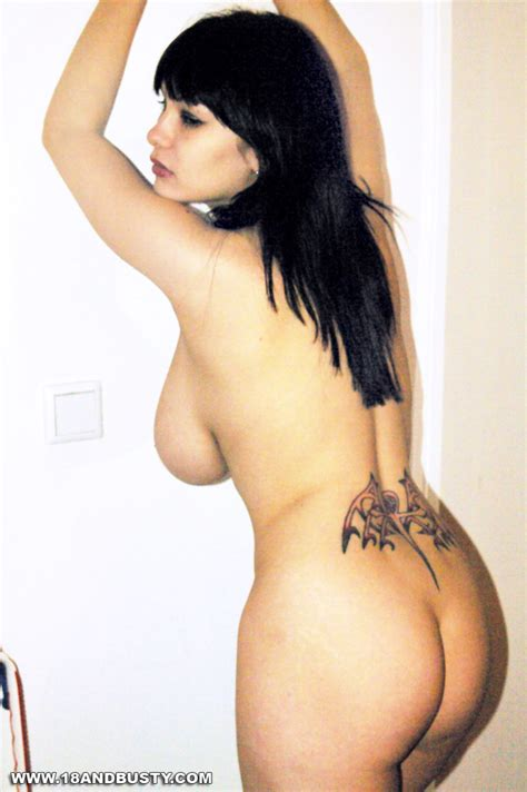 Tattooed Black Hair Teen Looks Super Hot Nu Xxx Dessert Picture