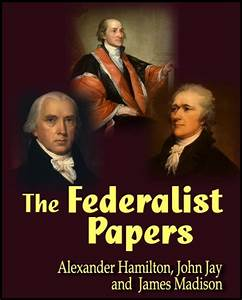 federalist papers writers