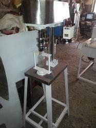 pp cap sealing machine   price  india