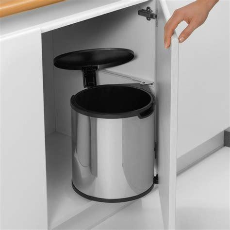 poubelle originale cuisine poubelle cuisine originale wesco poubelle kickmaster l with poubelle cuisine originale