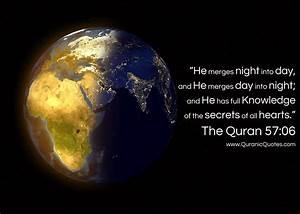 #251 The Quran 57:06 (Surah al-Hadid) | Quranic Quotes