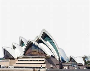 Sydney Opera House, Famous Tourist Sites, Australia PNG ...