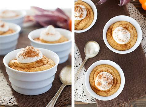 no bake pumpkin cheesecake mousse snixy kitchen