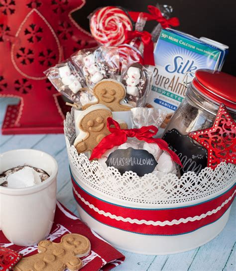 delicious gift giving non dairy hot chocolate gift basket