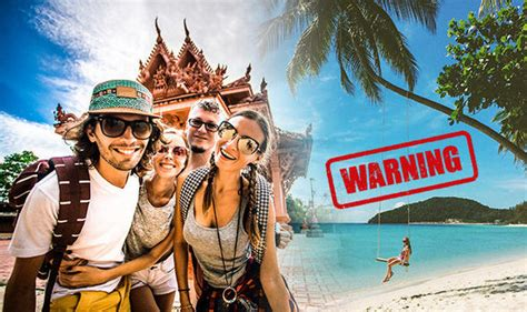 travel warning this popular tourist activity on thailand