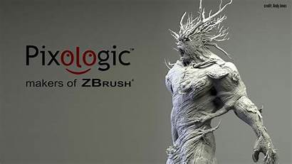 Zbrush 3d Pixologic Software Modeling Reel Demo