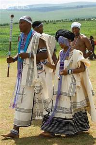 Xhosa Traditional Wedding Dresses in South Africa