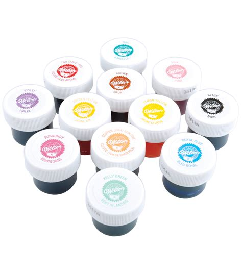 Coloring Icing by Wilton Icing Colors Assorted At Joann