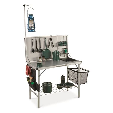 Guide Gear® Deluxe Camp Kitchen  581526, Tables At. Espresso Painted Kitchen Cabinets. Kitchen Table With Cabinets. Flat Kitchen Cabinet Doors. Kitchen Cabinet Stainless Steel. Kitchen Cabinet Spice Organizers. Paint Colors For Oak Kitchen Cabinets. Kitchen Cabinet Space Saver. Kitchen Cabinet Solid Wood