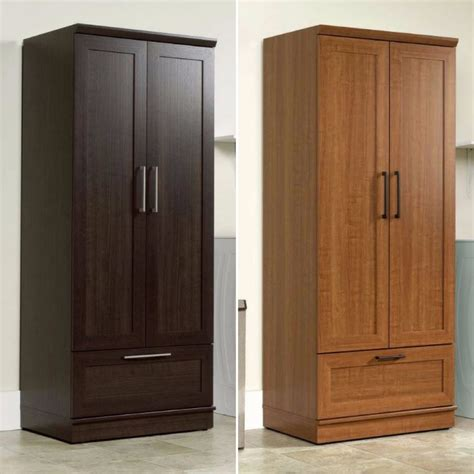 Wardrobe Closet Storage Armoire Tall Bedroom Furniture
