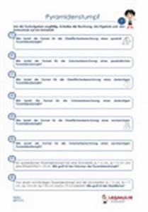 Kreisausschnitt Radius Berechnen : geometrie k rperberechnung arbeitsbl tter textaufgaben ~ Themetempest.com Abrechnung