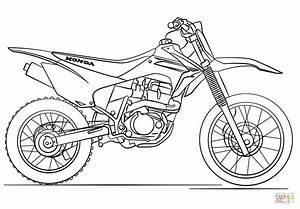 dirt bikes drawing at getdrawingscom free for personal With honda 50cc bike las