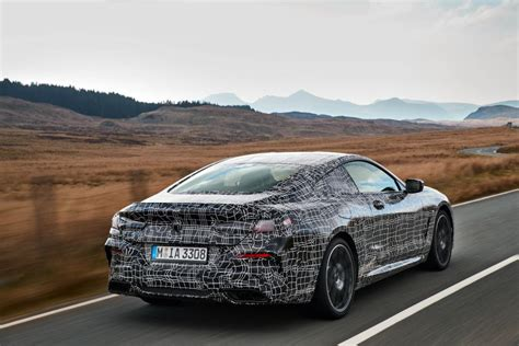 Flagship Bmw 8 Series Officially Debuting On June 15 At Le