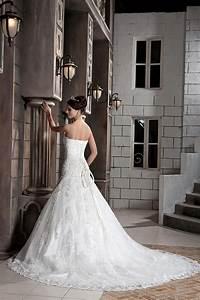 Robe De Mariee Sirene : robe de mari e bustier c ur en sir ne ~ Melissatoandfro.com Idées de Décoration