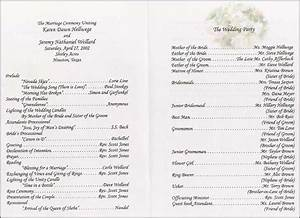 sammiah39s blog another couple 39s 1920sthemed wedding With sample wedding ceremony program