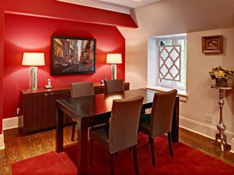 Esszimmer Le Rot by Inneneinrichtung In Rot F 252 R Das Esszimmer Esszimmer