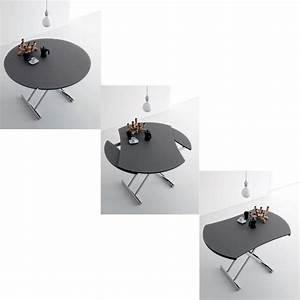 Table Basse Qui Monte : table basse en verre relevable ~ Medecine-chirurgie-esthetiques.com Avis de Voitures
