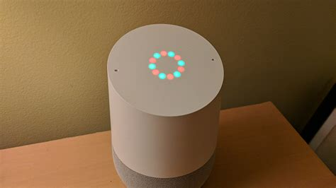 how does google home turn on the lights google home has custom light patterns when playing holiday