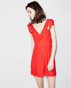 robe drapee a petites manches robes femme the With christine laure nouvelle collection robe