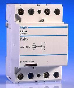 40 Amp 2 Pole Contactor