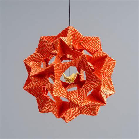 origami animal christmas ornaments paper animal holiday