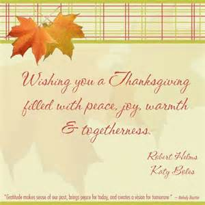 Thanksgiving Greetings Business