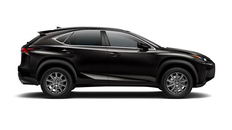 Lexus Nx Backgrounds by 2018 Lexus Nx Black Color Side View White Background Uhd