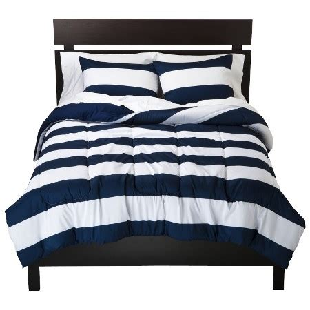 striped bedding for boys room rugby stripe bedding collection room essentials target