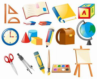 Objects Clipart Vector Cartoon Graphics Crayons Clipground