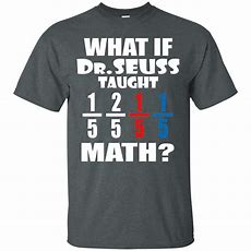 What If Dr Seuss Taught Math Tshirts, Hoodies, Tank Top