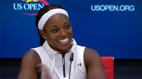 sloane stephens press conferences official site of the 2018 us open tennis