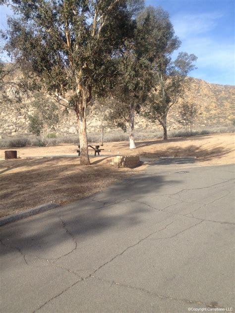 lake perris sra luiseno campground perris california