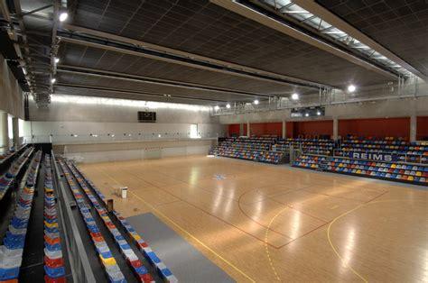 complexe sportif de reims camborde architectes