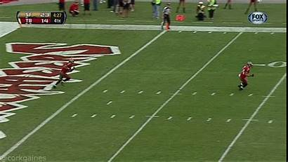 Buccaneers Tampa Return Kickoff Bay Football Play
