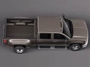 2015 Chevy Silverado Models