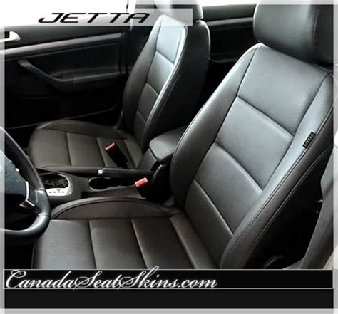 volkswagen jetta custom leather upholstery