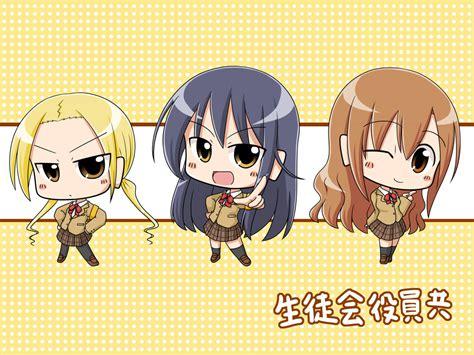 Seitokai Yakuindomo (student Council Staff Members) Image