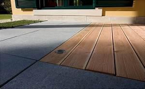 Klick Fliesen Stein : terrassengestaltung mit holz und stein klick fliesen fotos wohndesign ideen ~ Eleganceandgraceweddings.com Haus und Dekorationen