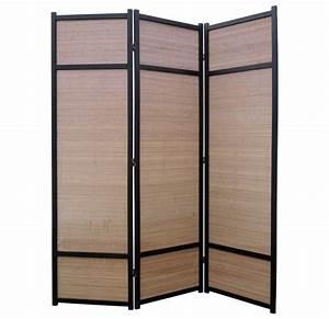 Paravent D Extérieur : paravent bambou renforts 3 ~ Teatrodelosmanantiales.com Idées de Décoration