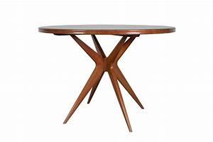 Runder Tisch Kaufen : italienischer runder tisch aus gr nglas 1950er bei pamono kaufen ~ Markanthonyermac.com Haus und Dekorationen